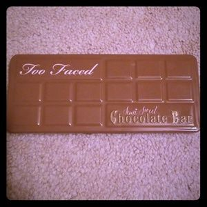 Too faced chocolate bar semi sweet palette